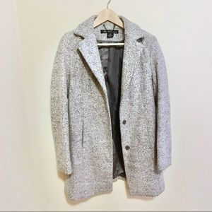 Kenneth Cole Grey Coat